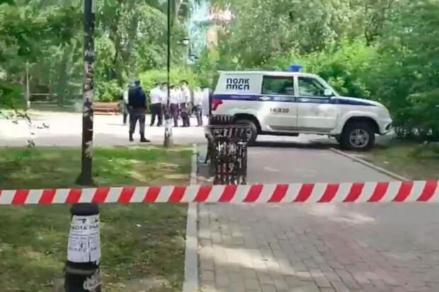 Вбольнице умер мужчина, устроивший резню увокзала вЕкатеринбурге