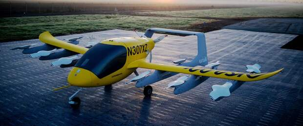 Wisk Aero и Blade Urban Air Mobility запустят в США парк из 30 аэротакси