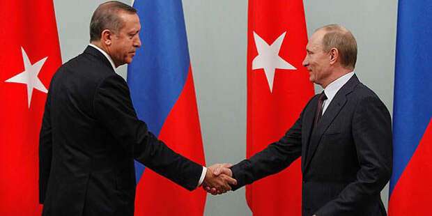 Ось Москва-Анкара?