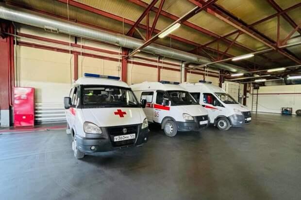 По инициативе «Единой России» до 2023 года в регионы поступит 5000 автомобилей «скорой» помощи