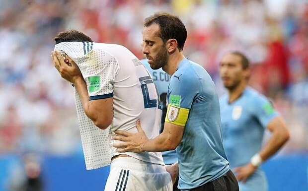 «Позор, КОНМЕБОЛ». Годин раскритиковал VAR после матча с Парагваем