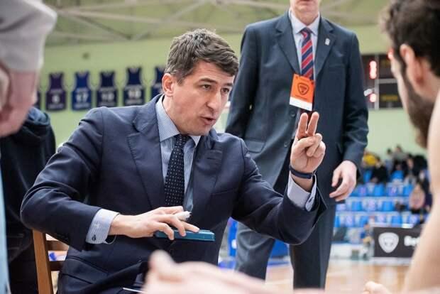 Главный тренер ижевского баскетбольного клуба «Купол-Родники» покинул свой пост
