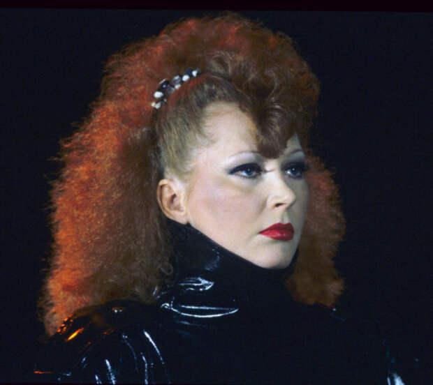 Дикие образы героев отечественной эстрады конца 80-х