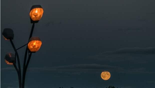 Освещение во дворе на Мраморной улице планируют отремонтировать до 7 ноября