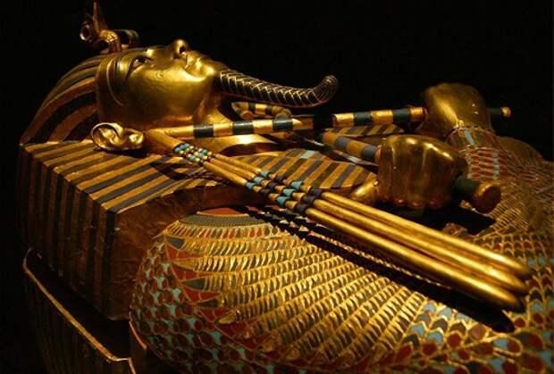 Жезл силы древних египтян