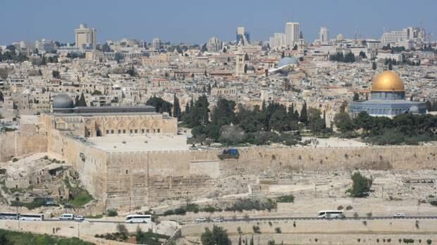 Израильское командование сообщило об обстреле с территории Сирии