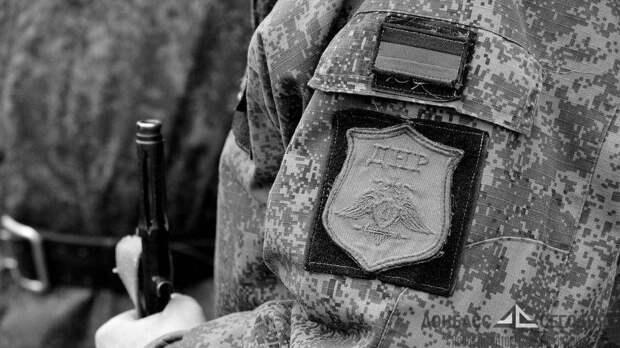 Украинские военные убили солдата ДНР