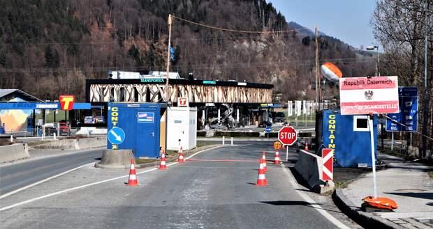 Украина вновь открывает границы с Крымом