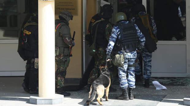 Стала известна личность пособника открывшего стрельбу в школе в Казани