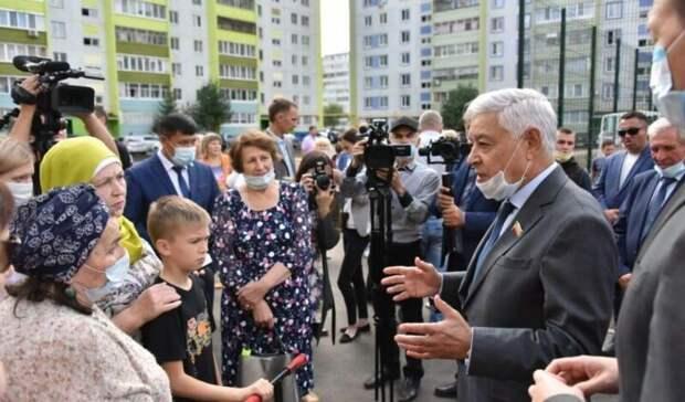 Основой предвыборной программы ЕРстанет послание президента Федсобранию