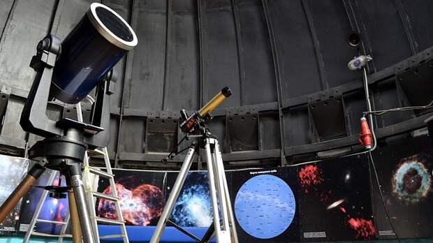 Школьник из Кировской области за три с половиной месяца собрал телескоп
