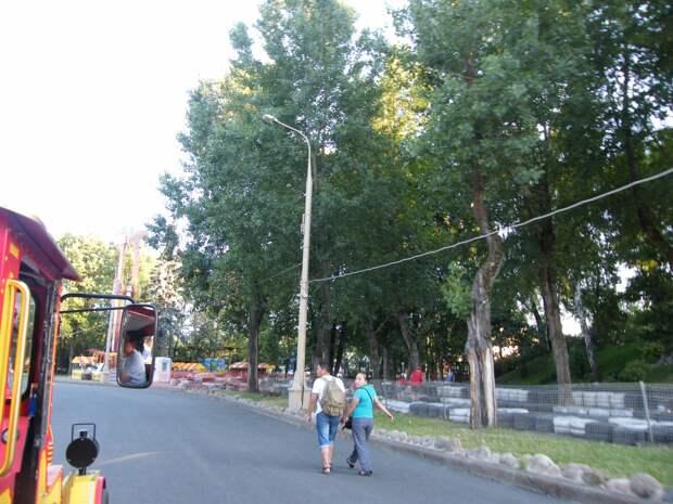 Прогулки по Москве. ВДНХ 2014 часть2