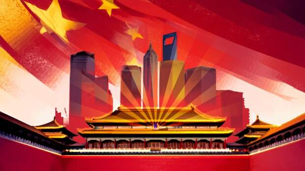 Китай нарастил внешнюю торговлю на 28,5%