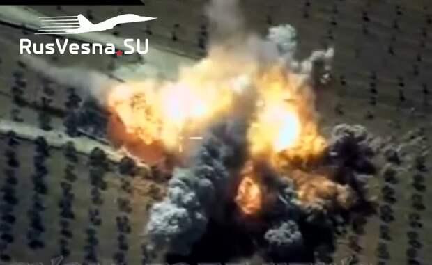 СРОЧНО: Мощнейшие удары — Армия России уничтожила тайные подземные объекты врага в САР (ВИДЕО)