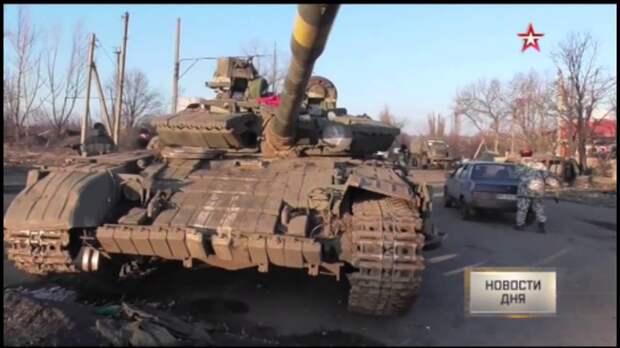 Военные НАТО начали учения на границе с Россией