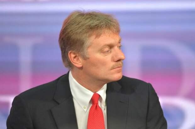 Песков: Протасевич должен пояснить слова о финансировании NEXTA из РФ