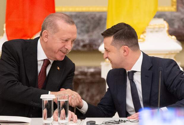 Усатый таракан — оппозиционеры напомнили Эрдогану, как обзывал его Зеленский в 95 квартале и подвергли резкой критике