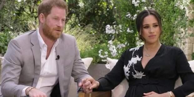 Принц Гарри и Меган Маркл попросили Елизавету Вторую о встрече