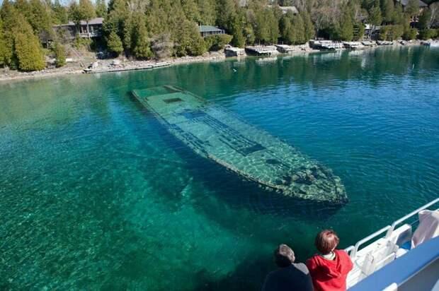 6 необычных подводных мест в разных уголках планеты