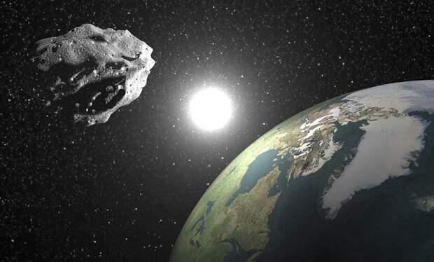Астероид, несущийся к Земле, можно будет увидеть в бинокль