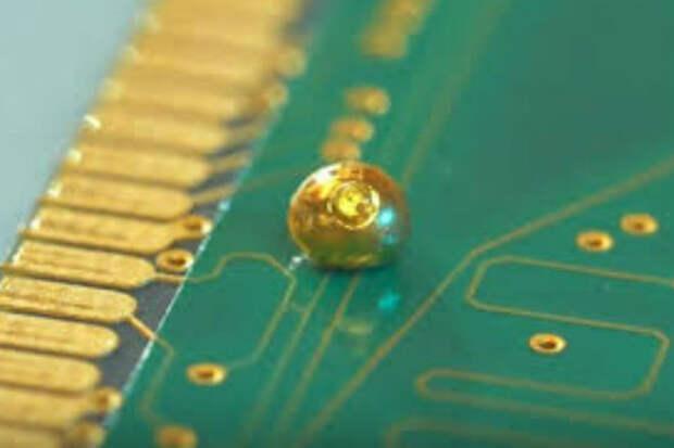 Как добывают золото из старого компьютера