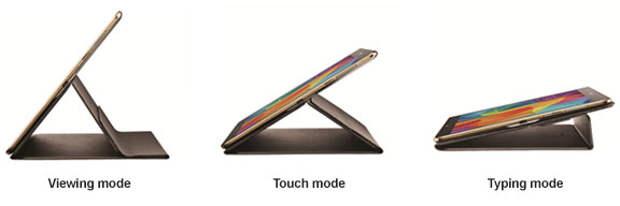 Аксессуары для Samsung Galaxy Tab S: обложка Book Cover