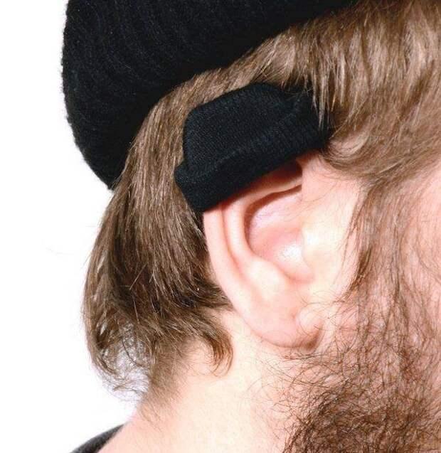 Шапка для уха