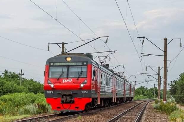 В Новосибирске начато строительство первой платформы городской электрички