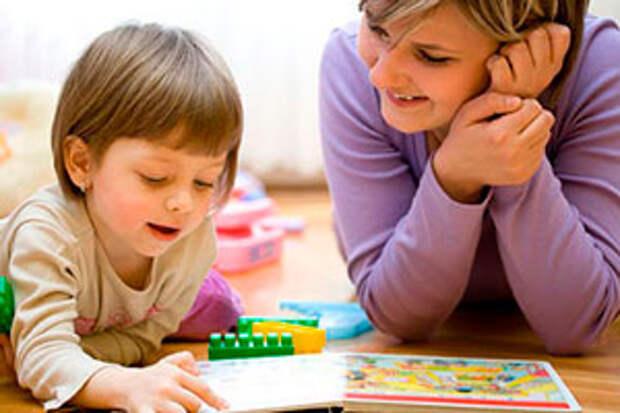 Обучающие и развивающие игры для маленьких детей