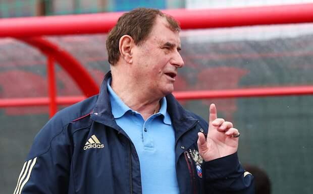 Бышовец рассказал о приглашении поработать в сборной России в 2017 году