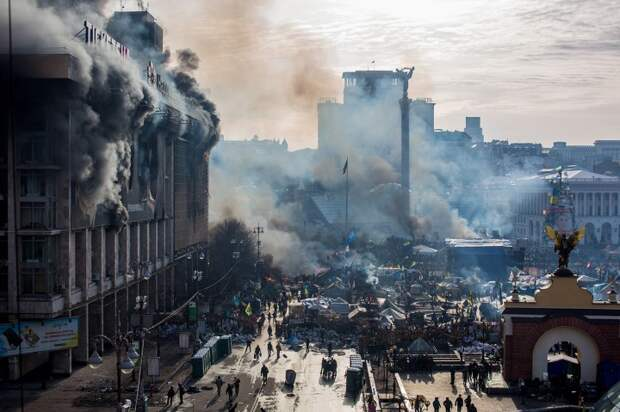 «Карманный суд господина Путина» поставил Киев на колени