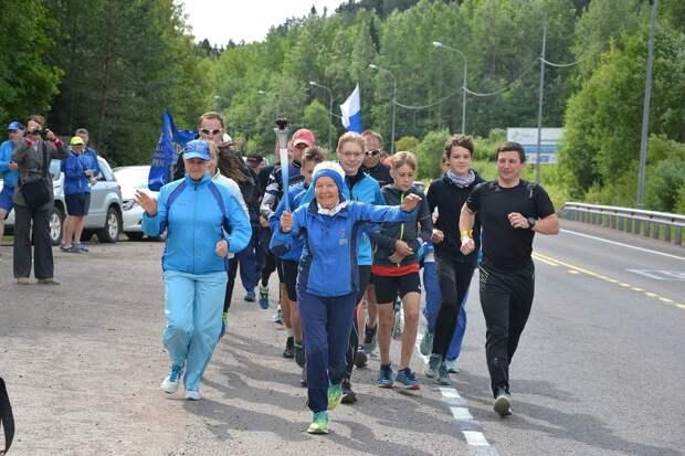 Международная факельная эстафета «Бег Мира» стартует в Ижевске 17 июля