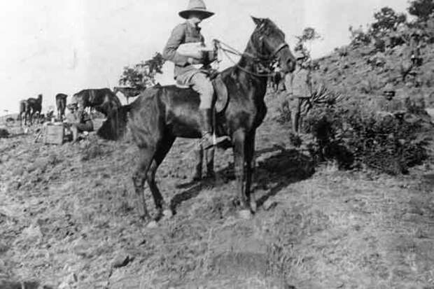 Англо-бурская война 1899—1902 гг. - 9 часть