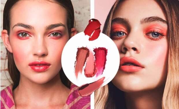 Тренд на яркий румянец: как возник и как его использовать в своем макияже