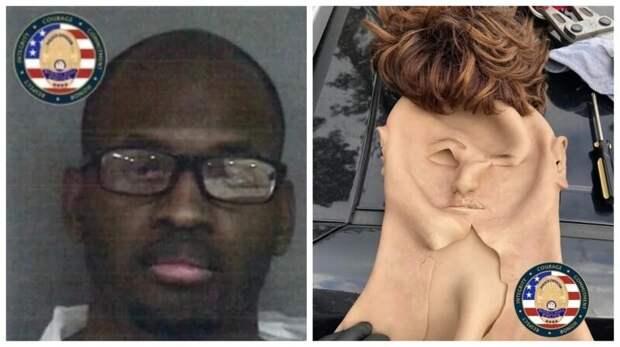 В США поймали чернокожего грабителя, который маскировался под белого