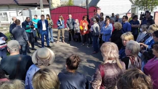Барнаульцы просят мэрию изменить Генплан, чтобы защитить свои дома от застройщиков