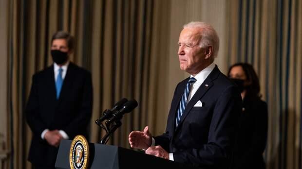 Байден обсудил с Нетаньяху мирное урегулирование в Палестине
