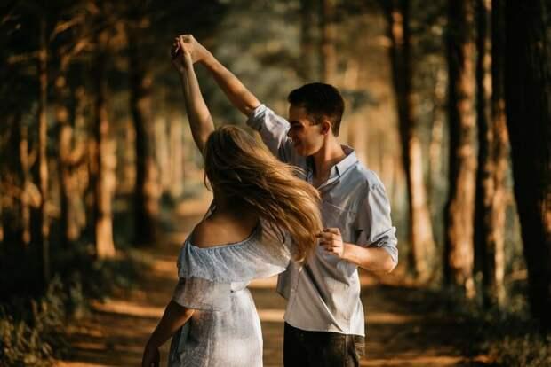 15 признаков, что вам судьбой предначертано быть вместе