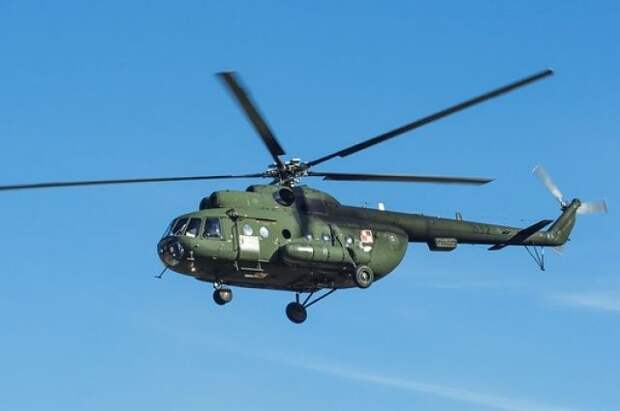 На Камчатке нашли обгоревшие обломки вертолёта