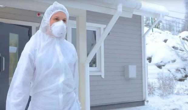 В Карелии зафиксирован всего один летальный исход от коронавируса за сутки