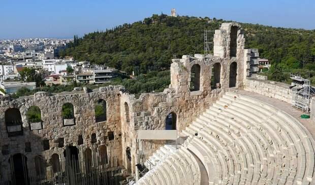 Греция отменила семидневный карантин для россиян