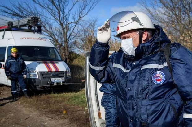 В Краснодаре спасатели вытащили из реки подростка