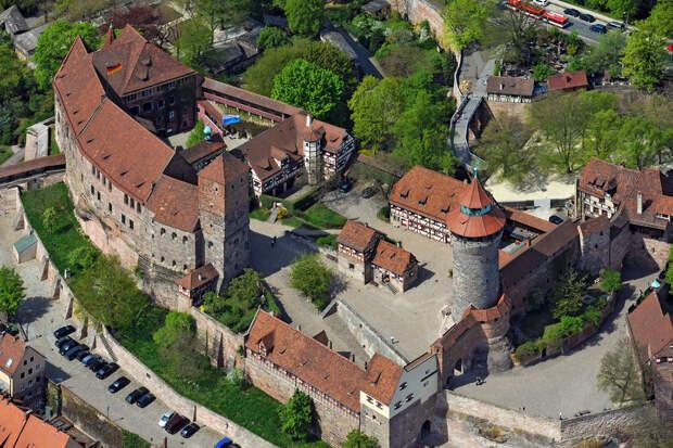Нюрнбергский замок