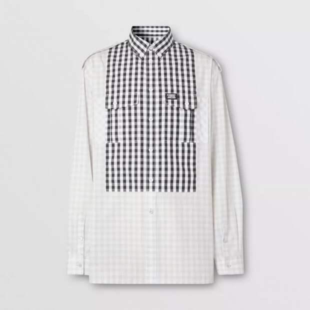 Детали мужских рубашек что сшить мужу