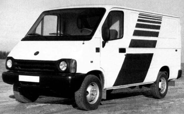 1.5-тонные фургоны из СССР: предшественники ГАЗели авто, автомир, автомобили, газель, грузовик, советские автомобили, фургон