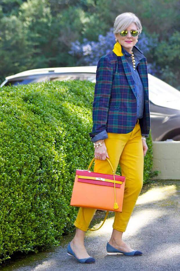 Цветовые сочетания на осень 2020. Комбинируем одежду и носим красиво