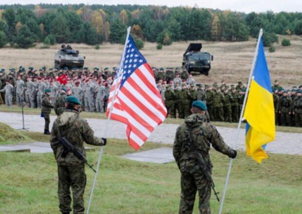 Сапоги НАТО и США топчут Украину вопреки воле ее народа