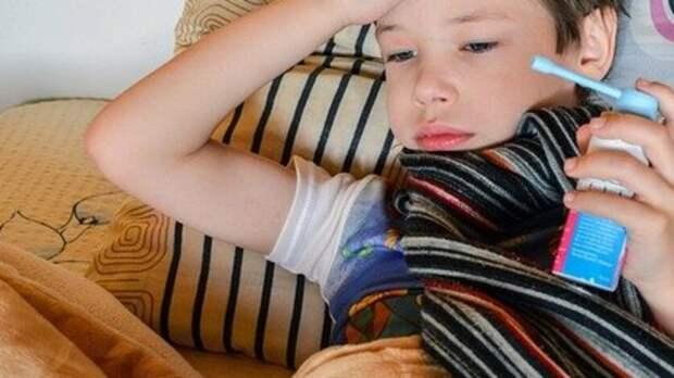 ВОренбуржье стали меньше болеть гриппом иОРВИ