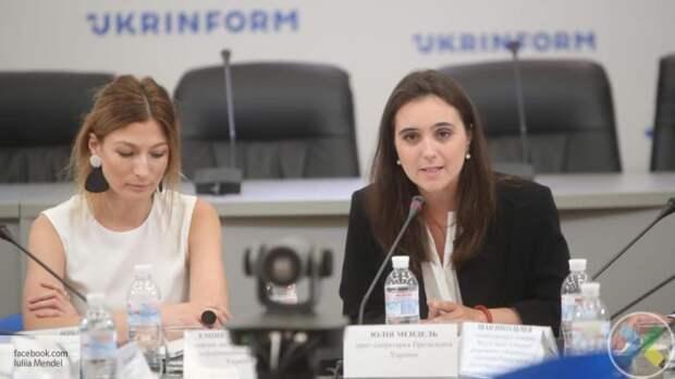 Мендель: Киев не собирается наступать на Донбасс