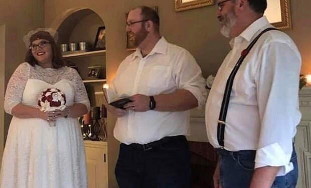 Женщине надоел ее муж: она его бросила и вышла замуж за его отца